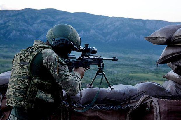 TSK'dan PKK'ya operasyonlarda 60 terörist etkisiz hale getirildi
