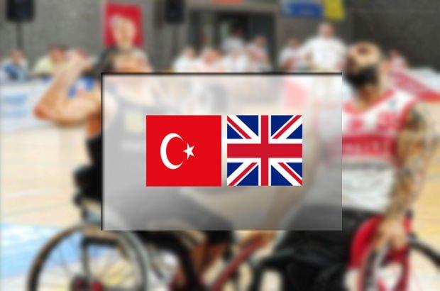 Finalde rakibimiz Büyük Britanya