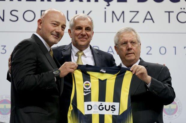 Fenerbahçe - Doğuş anlaşması imzalandı!