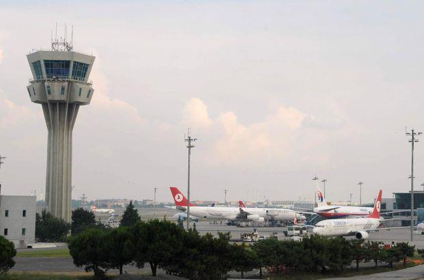 Atatürk Havalimanı'nda ördek alarmı