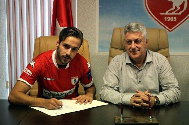 Samsunspor Manisaspor'dan Ufuk Budak'ı transfer etti