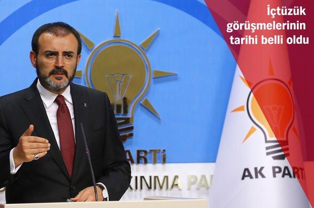 Ünal: AK Parti olarak 00:13'te meydanlarda olacağız