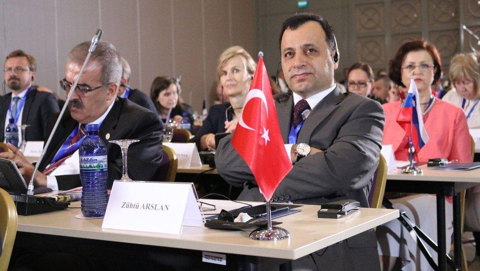 AYM Başkanı Arslan'dan OHAL sunumu