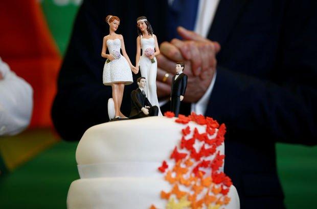 Alman parlamentosundan eşcinsel evliliğe onay!