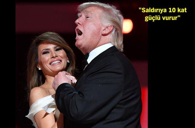 Trump'ın şok etkisi yaratan tweetlerine eşi de arka çıktı!