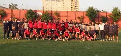 Gençlerbirliği'nin hazırlık maçlarının programı açıklandı
