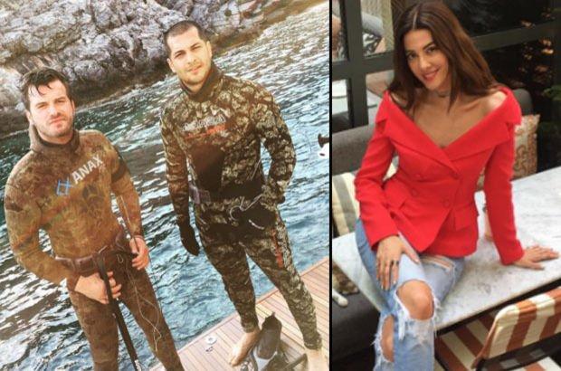 Kıvanç Tatlıtuğ ile Çağatay Ulusoy'un fotoğrafı sosyal medyayı salladı