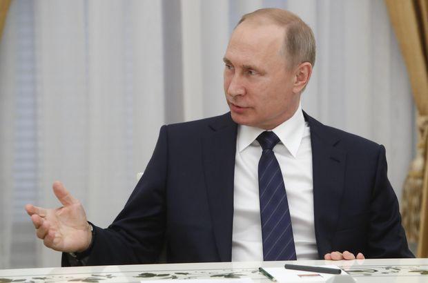 Putin, Bahreyn Kralı'nı aradı Katar krizini görüştü