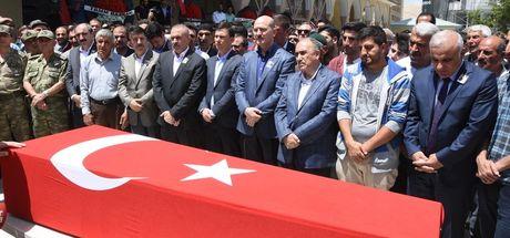 AK Partili Aydın Ahi son yolculuğuna uğurlandı! Bakan Soylu'dan açıklamalar