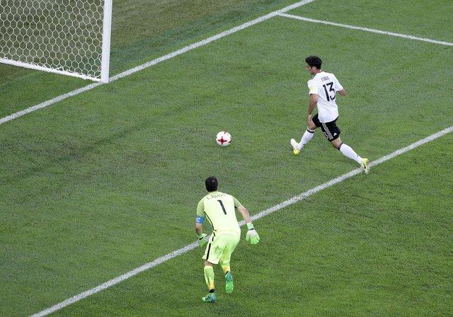 Almanya, Konfederasyonlar Kupası şampiyonu oldu