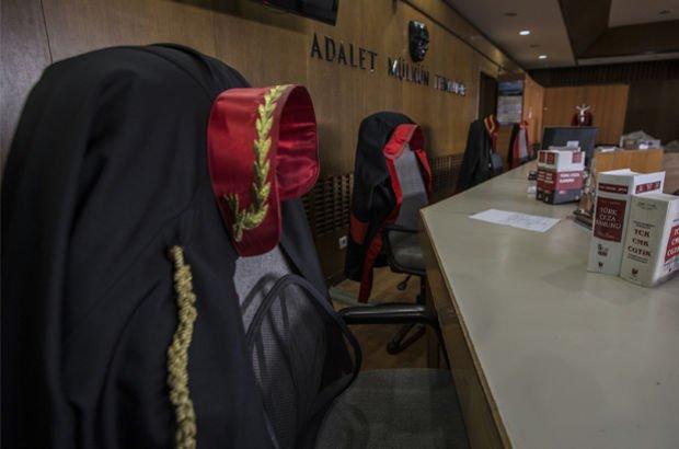 HSK'dan yeni kararname! 780 hakim ve savcının görev yeri değişti
