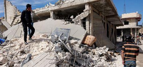 İdlib'de Kur'an kursuna saldırı: 7 ölü, 16 yaralı