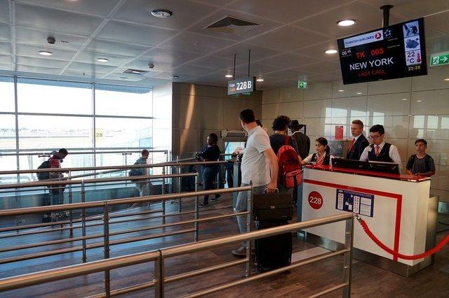 Atatürk Havalimanı'ndaki yeni güvenlik teknolojilerinin maliyeti 36 milyon lira