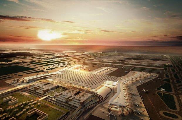 İstanbul Yeni Havalimanı, üçüncü havalimanı