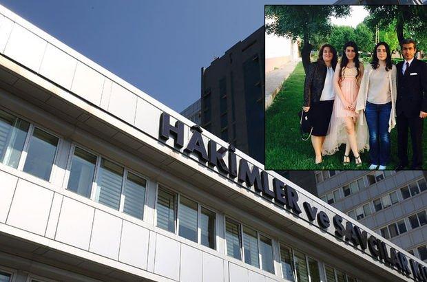 Merhum Başsavcı Mustafa Alper'in eşi Yargıtay üyesi oldu