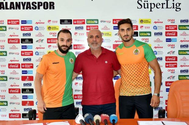 Cenk Ahmet Alkılıç ve Yusuf Serdar Çoban