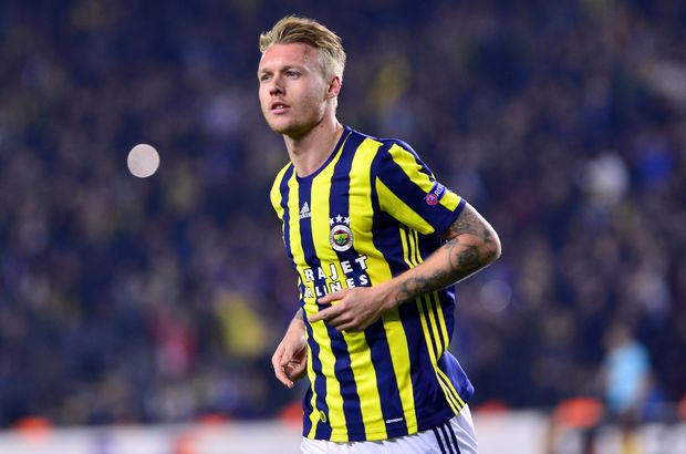 Fenerbahçe Simon Kjaer