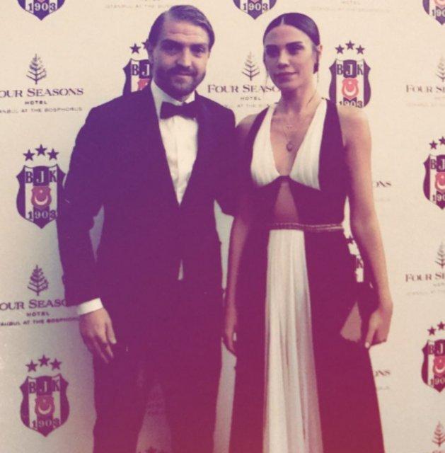 Beşiktaş şampiyonluğu balo ile kutladı