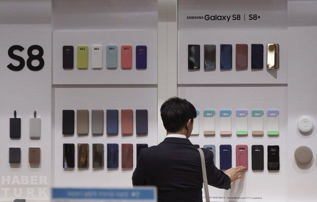 Samsung Galaxy S8 mini, küçük ekranda iddialı
