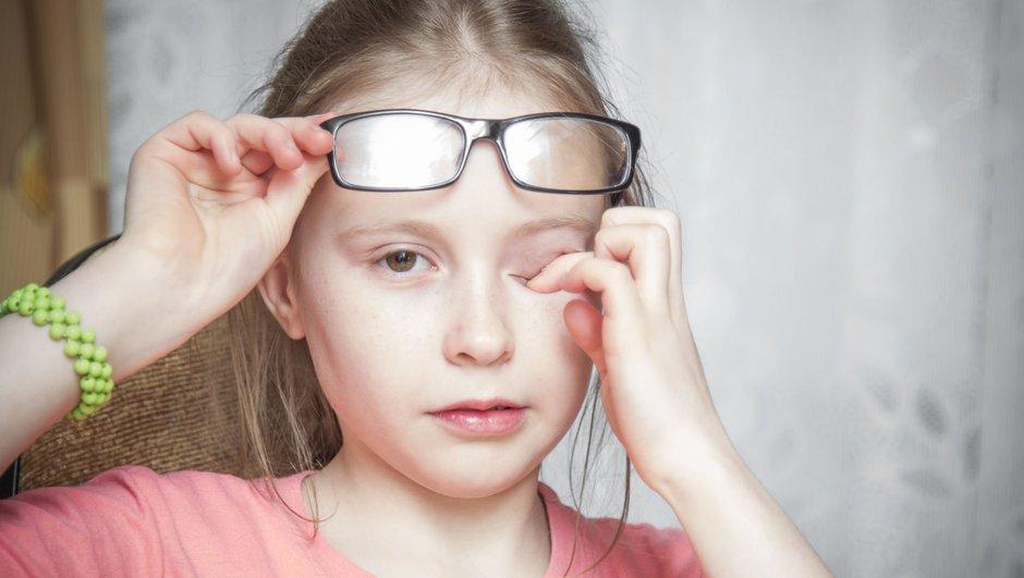 Göz tansiyonu körlüğe neden olabiliyor!