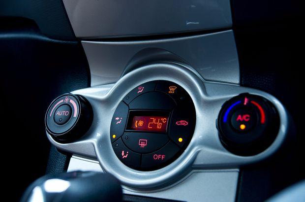 Araç kliması