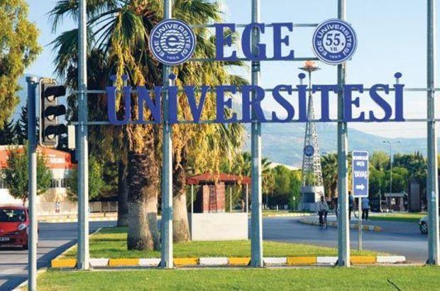Ege Üniversitesi'nde 'bağış' soruşturması! Görevden alındı