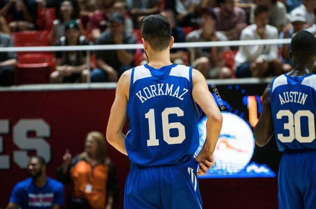 Furkan Korkmaz Philadelphia 76ers