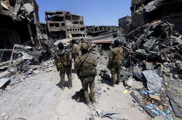 DEAŞ'a karşı zafer! Irak Özel Birlikleri Dicle'ye ulaştı