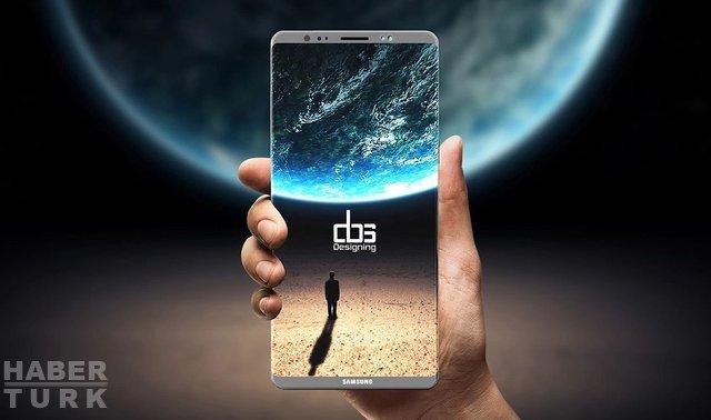 Samsung Galaxy Note 8 hakkında her şey