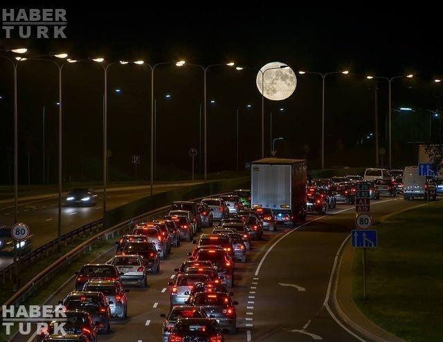 Ülkelere göre trafik durumu