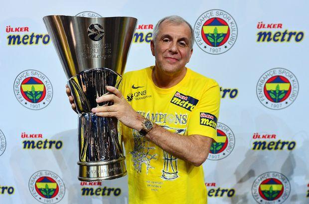 Zeljko Obradovic, Fenerbahçe Doğuş