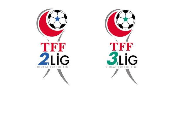 TFF 2 ve 3. Lig