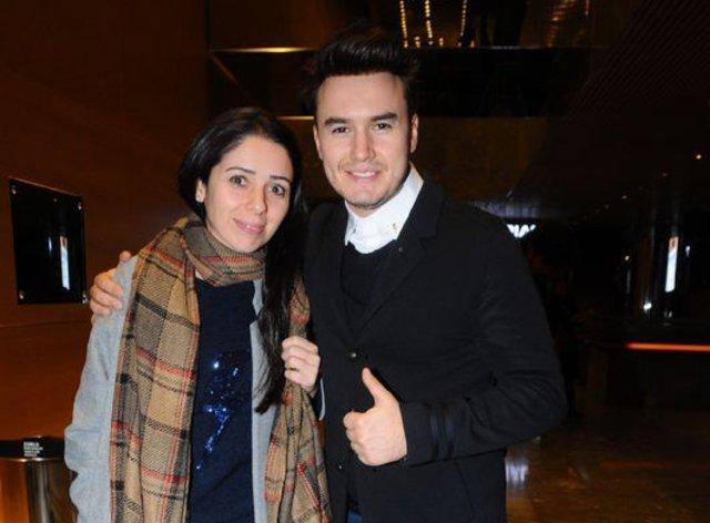 Mustafa Ceceli ie Selin İmer evlendi
