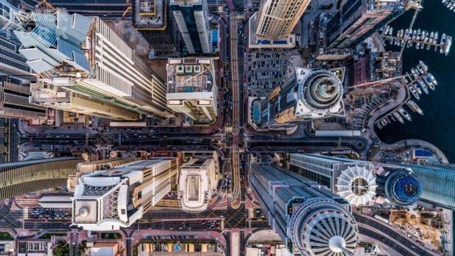 Drone'la çekilen en iyi fotoğraflar belli oldu