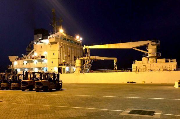 Katar'a dünyanın en büyük ticari taşımacılık operasyonu!
