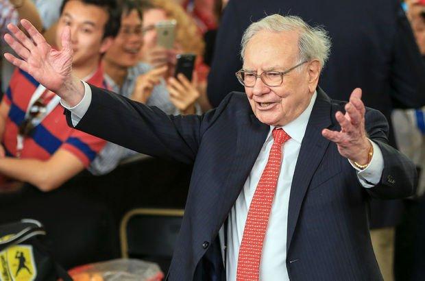 Warren Buffett 3.17 milyar dolar bağışladı