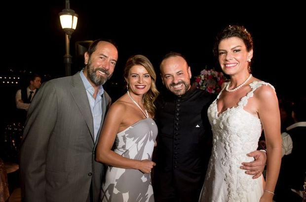 Yazar ve Yaşam Atölyesi Kurucusu Aret Vartanyan evlendi
