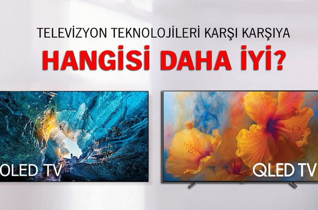 Televizyonda hangisi daha iyi: QLED mi? OLED mi?