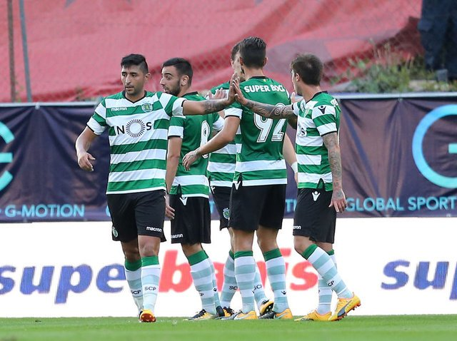 Fenerbahçe: 1 - Sporting Lizbon: 2   MAÇ SONUCU