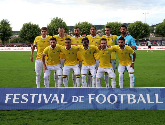 Fenerbahçe Sporting Lizbon maç sonucu