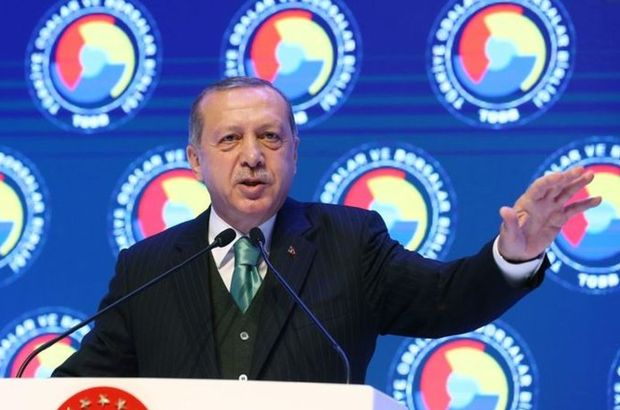 Erdoğan: OHAL'in çok uzak olmayan bir gelecekte kalkması mümkün