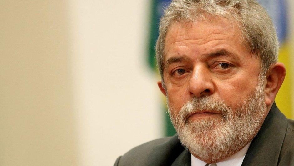 Luiz Inacio Lula Silvas Brezilya