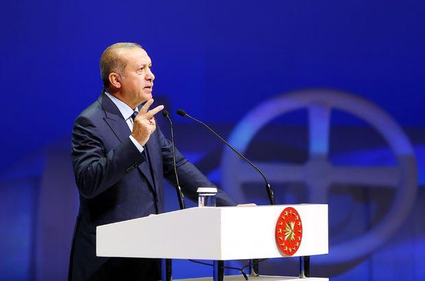Erdoğan'dan Katar yorumu: Biz bunlardan bıktık