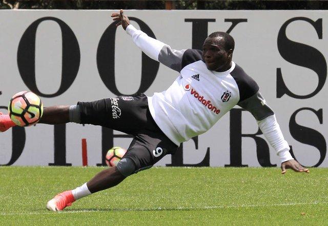 Beşiktaş transfer haberleri - Beşiktaş'ın önceliği Aboubakar