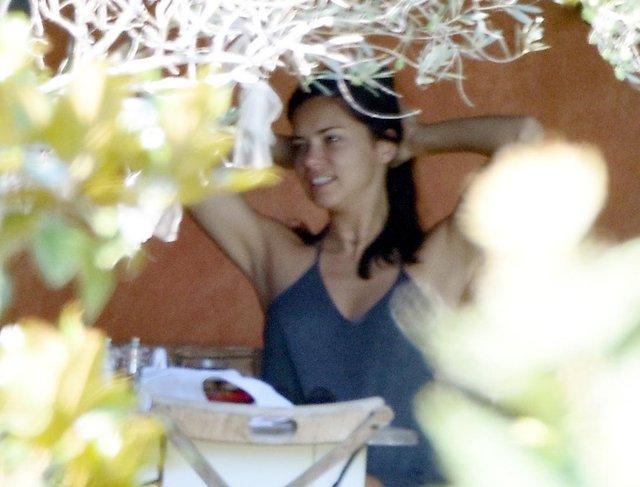 'Bence Adriana Lima çirkin erkek seviyor'