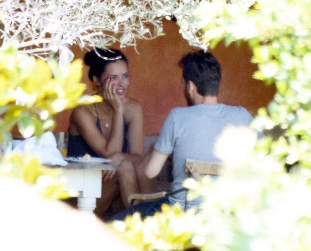 Adriana Lima ile aşk yaşayan Metin Hara ilk kez konuştu