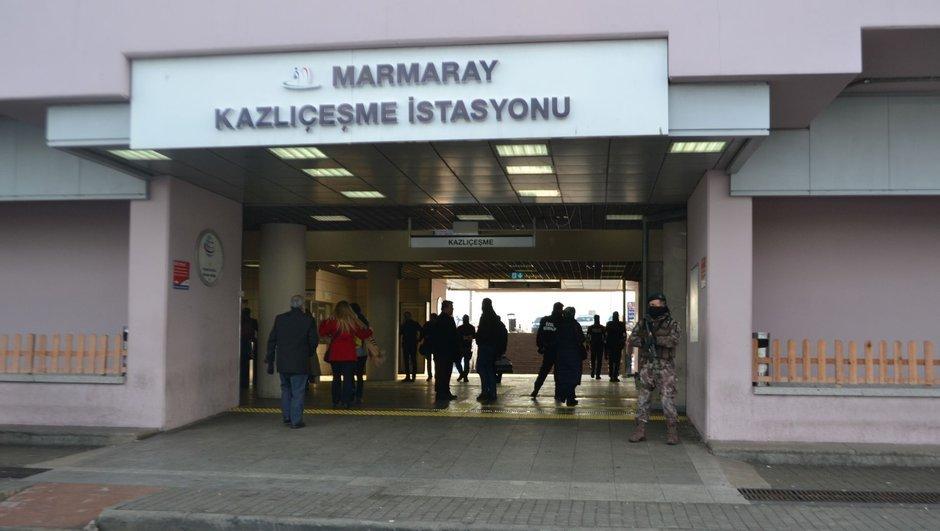 Marmaray 15 Temmuz Demokrasi ve Milli Birlik Günü