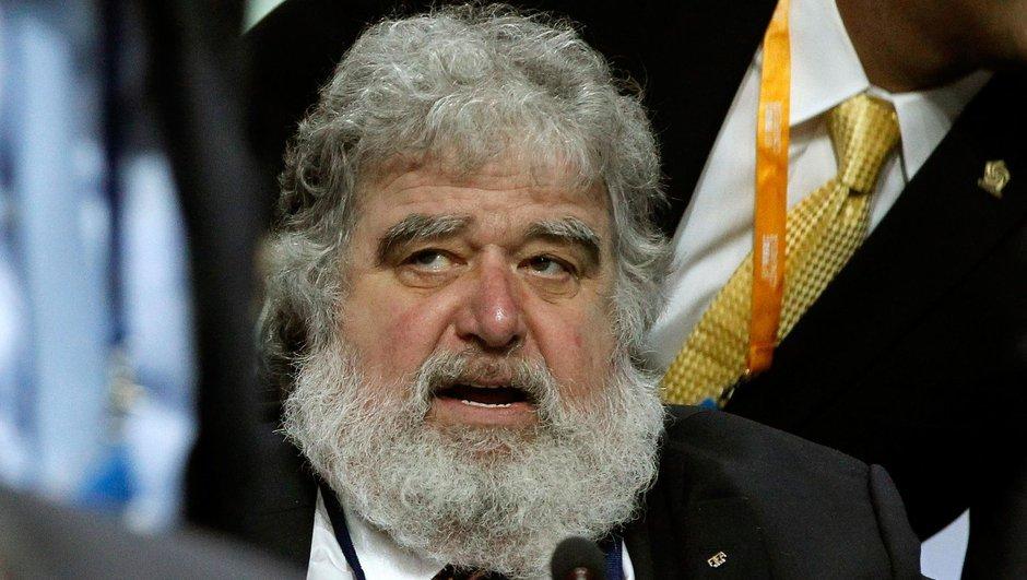 FIFA Chuch Blazer