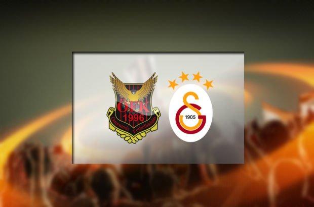 Östersunds - Galatasaray maçı hangi kanalda yayınlanacak?