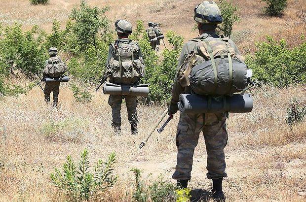"""Şırnak'ta 5 bölge """"özel güvenlik bölgesi"""" ilan edildi"""